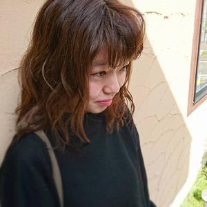 おすすめスタイル 前髪パーマ (辻堂本店)