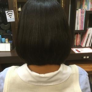 どんな髪質でもまとめます('◇')ゞ