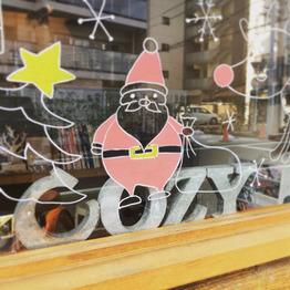 12月24日はcozyクリスマス!