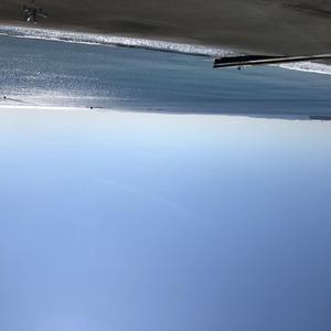 サザンビーチからの眺望