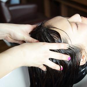 男性の髪の乾かし方