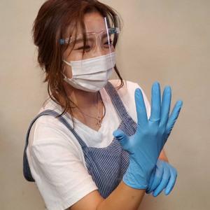 訪問美容での感染対策