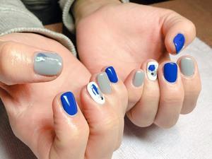 ブルー×グレー(茅ヶ崎海岸店)